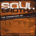 SOULBROTHA: 12FINGER DAN & B BASE - The Connexion EP (Front Cover)