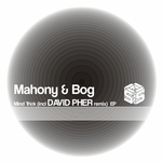 MAHONY & BOG - Mind Trick EP (Front Cover)