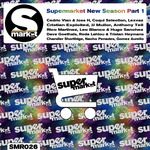 VARIOUS - Supermarket New Season Part 1 (Front Cover)