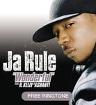 JA RULE - Wonderful (Front Cover)