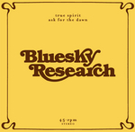 BLUESKY RESEARCH - True Spirit (Front Cover)