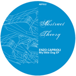 ENZO CAPRIOLI - My Little Dog (Front Cover)