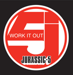 JURASSIC 5 feat DAVE MATTHEWS BAND - Work It Out (Front Cover)