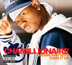 CHAMILLIONAIRE - Grown & Sexy (Front Cover)