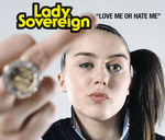 LADY SOVEREIGN - Love Me Or Hate Me (Front Cover)