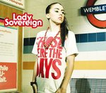 LADY SOVEREIGN - Those Were The Days (Sinden Remix) (Front Cover)