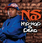 NAS - Hip Hop Is Dead (Front Cover)