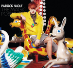 PATRICK WOLF - The Magic Position (Front Cover)