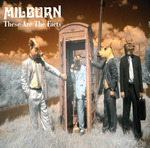 MILBURN - These Are The Facts (Comm CD) (Front Cover)