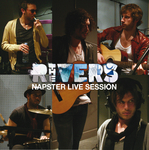THE RIVERS - Napster Live Session (Front Cover)