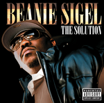 BEANIE SIGEL - The Solution (Front Cover)