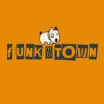 HUSTLETRON - East River Funk (Front Cover)