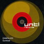 DAMOLH33 - Gunboat (Front Cover)