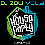 DAVIDDANCE/VARIOUS - House Party People Vol 2 (Front Cover)