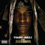 YOUNG JEEZY - The Recession (Front Cover)