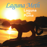 LAGUNA METH - Laguna The Puma (Remastered Version) (Front Cover)