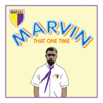 MARVIN - That One Time (Front Cover)