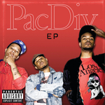 PAC DIV - Pacific Division EP (Explicit) (Front Cover)