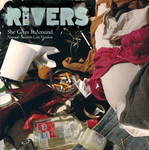 THE RIVERS - She Gives It Around (Live Acoustic Version) (Front Cover)