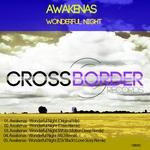 AWAKENAS - Wonderful Night (Front Cover)