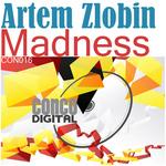 ZLOBIN, Artem - Madness (Front Cover)