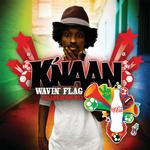 K'NAAN - Wavin' Flag (UK Celebration Mix) (Front Cover)