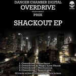 OVERDRIVE - Shackout EP (Front Cover)