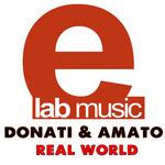 DONATI & AMATO - Real World (Front Cover)