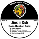 JINX IN DUB - Bass Bunker Dubz (Front Cover)