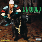 LL COOL J - Walking With A Panther (Front Cover)