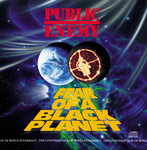 PUBLIC ENEMY - Fear Of A Black Planet (Front Cover)