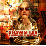 LEE, Shawn - Psychedelic Percussion (Front Cover)
