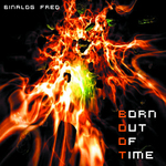 BINALOG FREQ - Born Out Of Time (Front Cover)