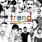 VARIOUS - VA 001 (Trend Records) (Front Cover)