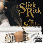 SLICK RICK - The Art Of Storytelling (Front Cover)