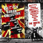 BRITISH URBAN COLLECTIVE - The Digital EP (Front Cover)