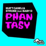 CASELI, Matt/STROBE/BABY D - Phantasy (Front Cover)