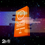 MARK HENNING & DEN - Cosmic Marmalade (Front Cover)