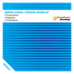 SWING KINGS - Throne Room EP (Front Cover)