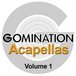 VARIOUS - Gomination Acapellas Volume 1 (Front Cover)