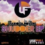 LA ROVERE, Fabio - Shudder EP (Front Cover)