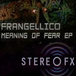 FRANGELLICO - Meaning Of Fear EP (Front Cover)