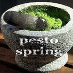 PADURARU, Cristian presents BLOOD GROOVE & KIKIS feat NIKA BROOKE - Pesto Spring (Vocal Deephouse Music) (Front Cover)