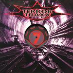 TWO TERRORISTS - Jurassick Terror (Front Cover)