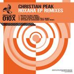 PEAK, Christian - Roxana EP Remixes (Front Cover)