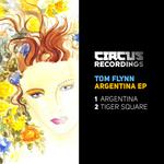 FLYNN, Tom - Argentina EP (Front Cover)