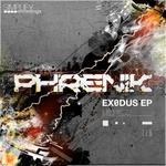 PHRENIK - Exodus EP (Front Cover)