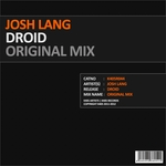 LANG, Josh - Droid (Front Cover)