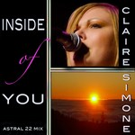 SIMONE, Claire - Inside Of You (Front Cover)