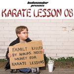 VARIOUS - Budenzauber pres Karate Lesson 08 (Front Cover)